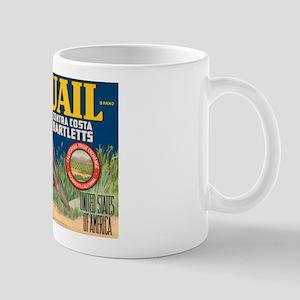 Quail Bartlett Pears Mug