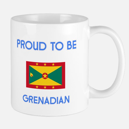 Proud to be Grenadian Mugs