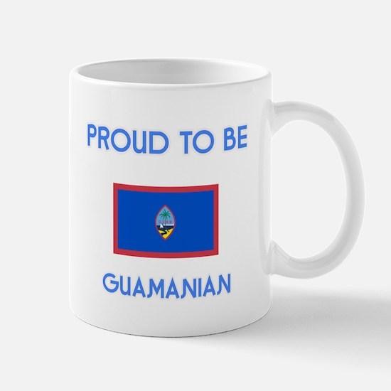 Proud to be Guamanian Mugs