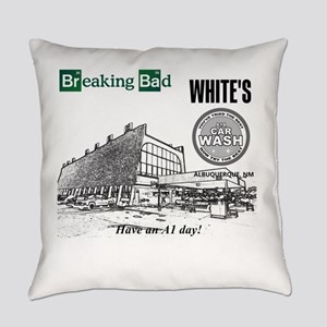 Breaking Bad Car Wash Everyday Pillow