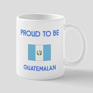 Proud to be Guatemalan Mugs