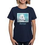 Borzoi Women's Dark T-Shirt