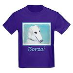 Borzoi Kids Dark T-Shirt