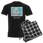 Borzoi Men's Dark Pajamas