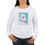 Borzoi Women's Long Sleeve T-Shirt