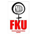 FKU Postcards (Package of 8)
