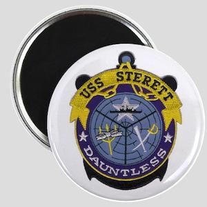 USS Sterett Magnet
