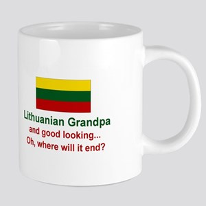 Gd Lkg Lithuanian Grandpa Mugs