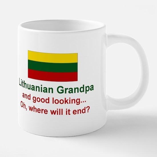 Gd Lkg Lithuanian Grandpa Mugs