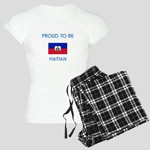 Proud to be Haitian Pajamas