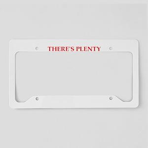 fish License Plate Holder