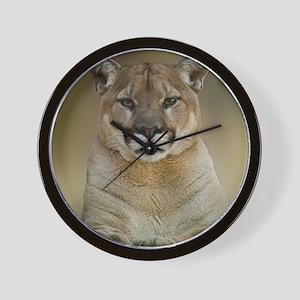 Puma Wall Clock