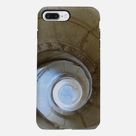 spiral stair 01 iPhone 7 Plus Tough Case