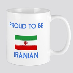 Proud to be Iranian Mugs