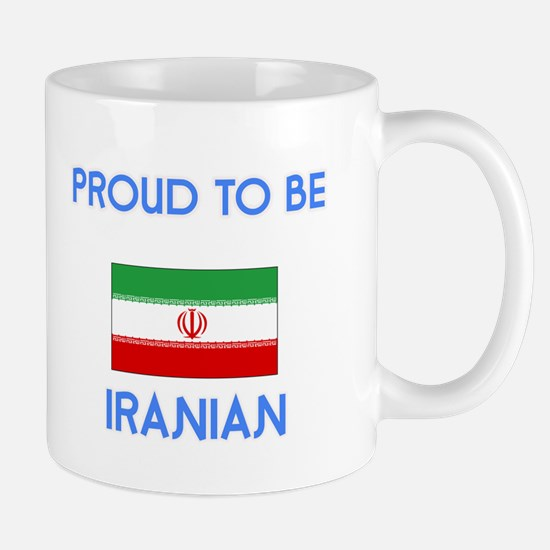Proud to be Iranian Mugs