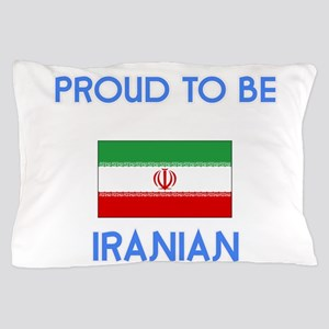 Proud to be Iranian Pillow Case