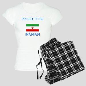 Proud to be Iranian Pajamas
