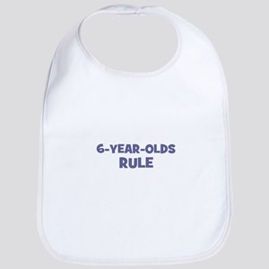 6-Year-Olds~Rule Bib