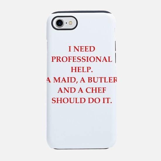 help iPhone 7 Tough Case
