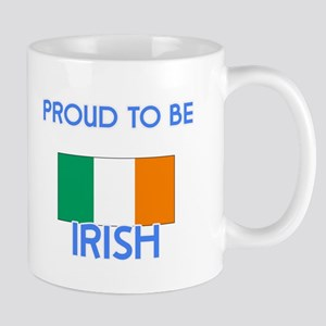 Proud to be Irish Mugs