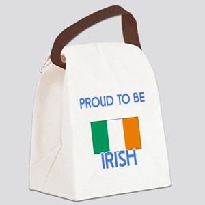 Proud to be Irish Canvas Lunch Bag