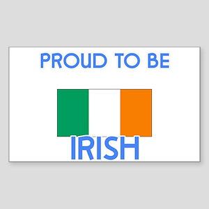 Proud to be Irish Sticker