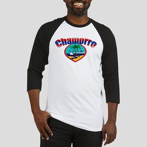Chamorro Baseball Jersey