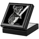 Midnight Koala Keepsake Box