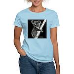 Midnight Koala Women's Light T-Shirt