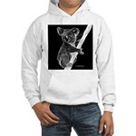 Midnight Koala Hooded Sweatshirt