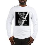Midnight Koala Long Sleeve T-Shirt
