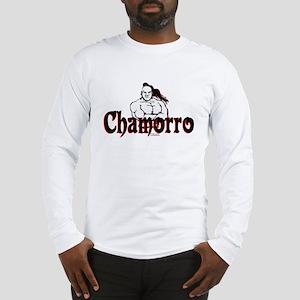 Chamorro Warrior Long Sleeve T-Shirt