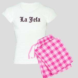 La Jefa Pajamas