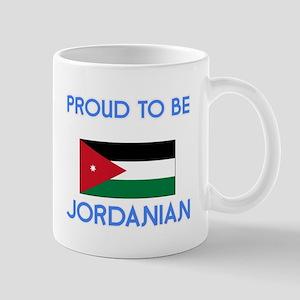 Proud to be Jordanian Mugs