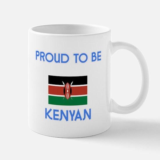 Proud to be Kenyan Mugs