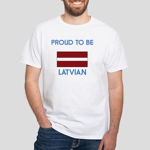 Proud to be Latvian T-Shirt