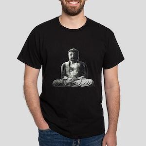 Retro Buddha Dark T-Shirt
