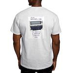 Ash Grey T-Shirt ... the original laptop computer