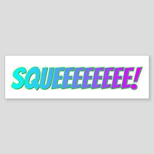 Squeeeee! Sticker (Bumper)