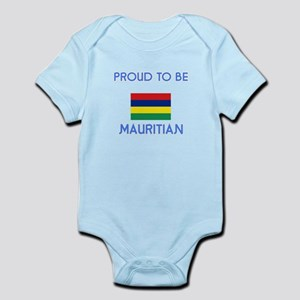 Proud to be Mauritian Body Suit