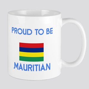 Proud to be Mauritian Mugs