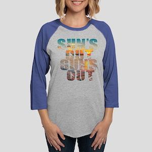 Suns Out Guns Out Summer Long Sleeve T-Shirt