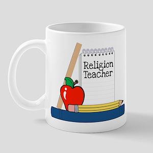 Religion Teacher (Notebook) Mug