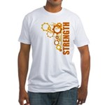 Strength Fitted T-Shirt