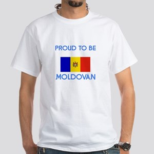 Proud to be Moldovan T-Shirt
