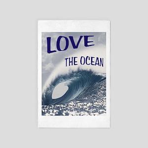 Ocean Love 4' X 6' Rug