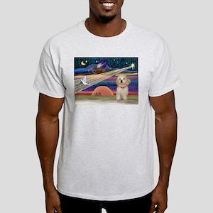XmasStar Havanese pup Light T-Shirt