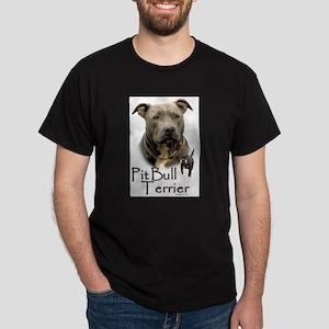 Pit Bull Terrier Dark T-Shirt