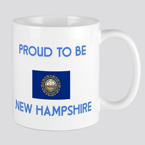 Proud to be New Hampshire Mugs