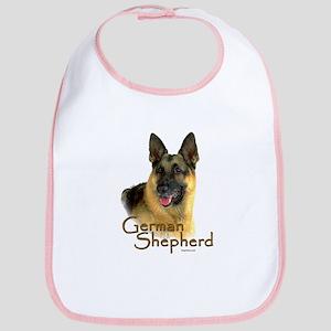 German Shepherd Dog-2 Bib